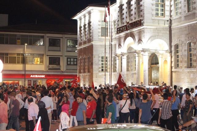Konya'da demokrasi nöbeti galerisi resim 32