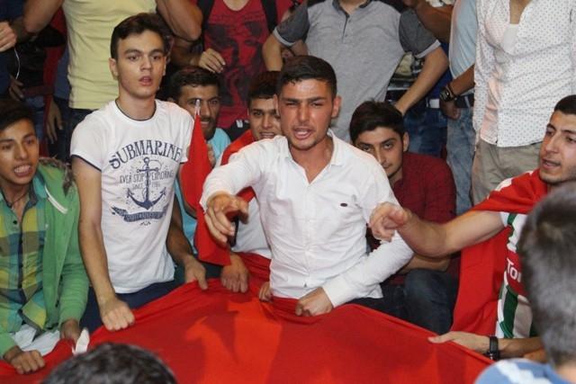Konya'da demokrasi nöbeti galerisi resim 35