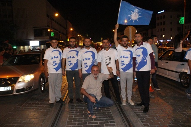 Konya'da demokrasi nöbeti galerisi resim 37
