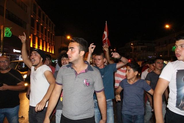 Konya'da demokrasi nöbeti galerisi resim 41