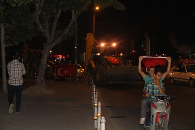Konya'da demokrasi nöbeti galerisi resim 5