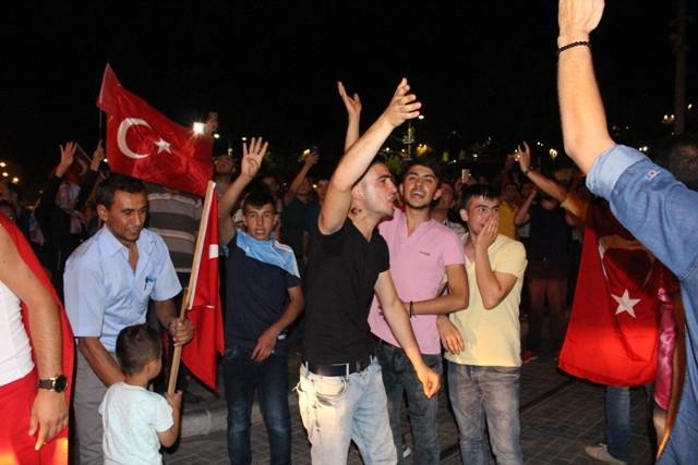 Konya'da demokrasi nöbeti galerisi resim 55