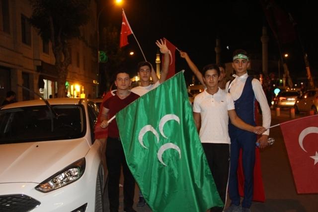 Konya'da demokrasi nöbeti galerisi resim 8