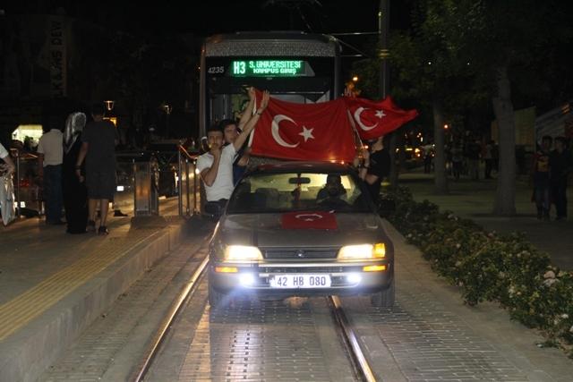 Konya 'daki en renkli araçlar galerisi resim 13
