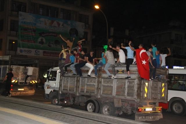 Konya 'daki en renkli araçlar galerisi resim 18