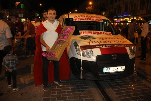Konya 'daki en renkli araçlar galerisi resim 2