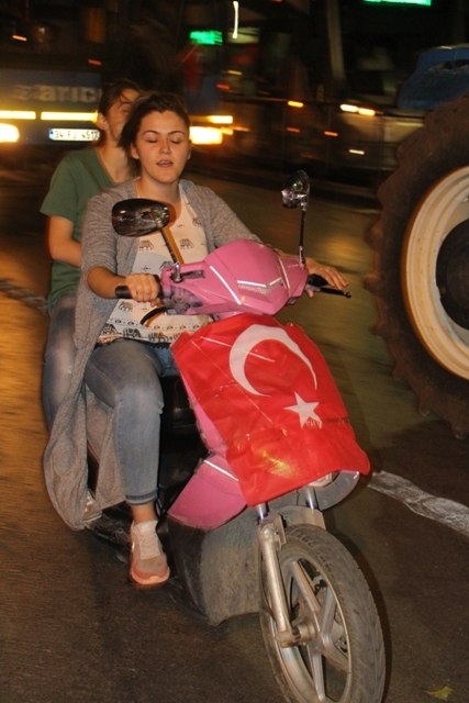 Konya 'daki en renkli araçlar galerisi resim 5