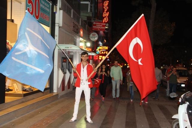Konya 'daki en renkli araçlar galerisi resim 7