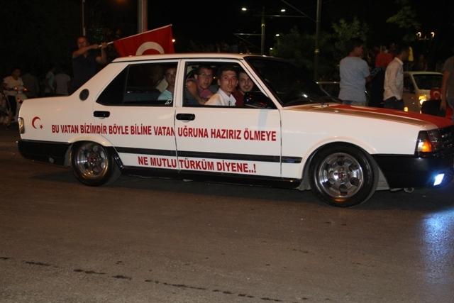 Konya 'daki en renkli araçlar galerisi resim 8