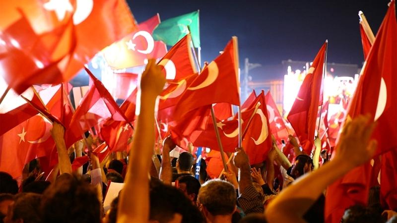 """Cumhurbaşkanı Erdoğan Konya """"demokrasi bekçileri""""ne seslendi galerisi resim 15"""
