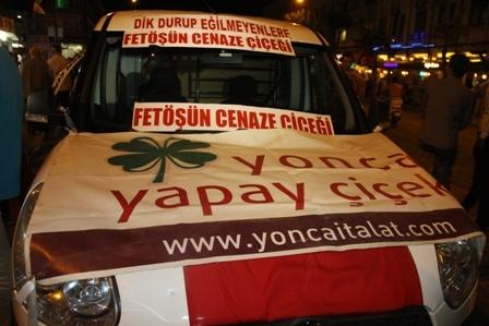 Konya'da Darbe Karşıtı Pankartlar galerisi resim 10