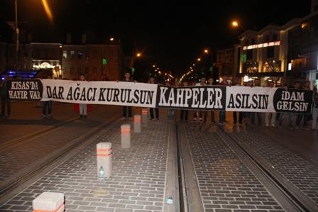 Konya'da Darbe Karşıtı Pankartlar galerisi resim 11