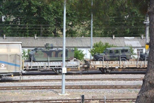 Eğer bu tren İstanbul'a gelseydi... galerisi resim 1