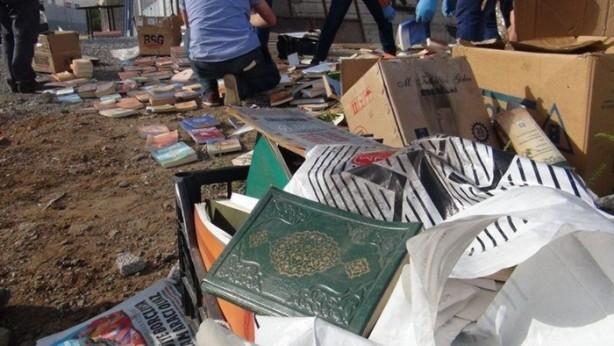 FETÖ'cü hainler Kuran'ı bile yerlere atmış! galerisi resim 12