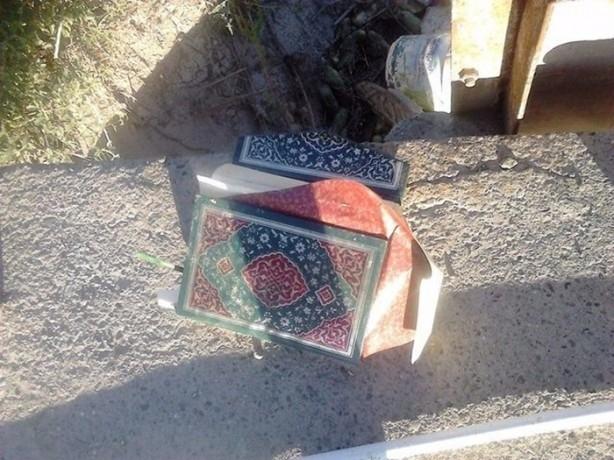 FETÖ'cü hainler Kuran'ı bile yerlere atmış! galerisi resim 7