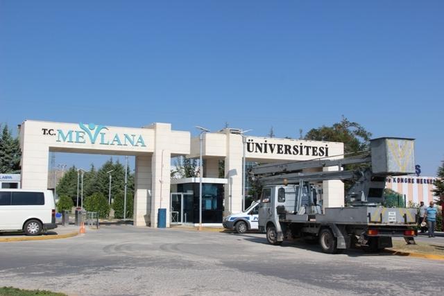 Selçuk Üniversitesi, Mevlana Üniversitesi'ni aldı galerisi resim 1