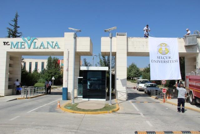 Selçuk Üniversitesi, Mevlana Üniversitesi'ni aldı galerisi resim 15
