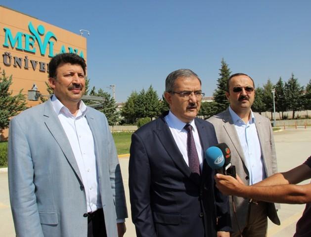Selçuk Üniversitesi, Mevlana Üniversitesi'ni aldı galerisi resim 16
