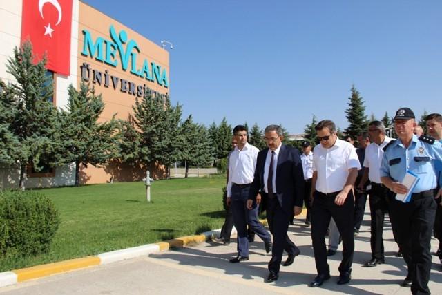 Selçuk Üniversitesi, Mevlana Üniversitesi'ni aldı galerisi resim 17
