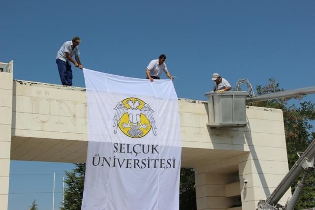 Selçuk Üniversitesi, Mevlana Üniversitesi'ni aldı galerisi resim 8
