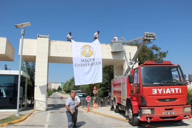 Selçuk Üniversitesi, Mevlana Üniversitesi'ni aldı galerisi resim 9
