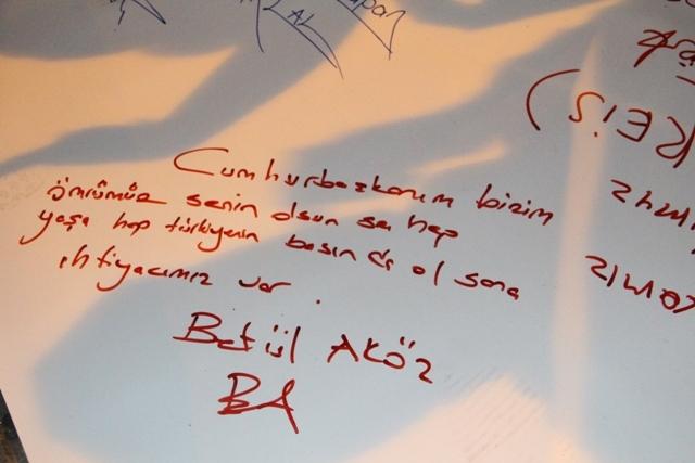 """İşte, """"İstiklalden; istikbale"""" yazıları... galerisi resim 11"""