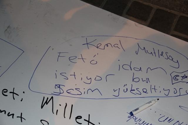 """İşte, """"İstiklalden; istikbale"""" yazıları... galerisi resim 16"""
