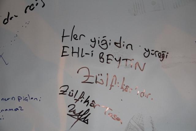 """İşte, """"İstiklalden; istikbale"""" yazıları... galerisi resim 17"""