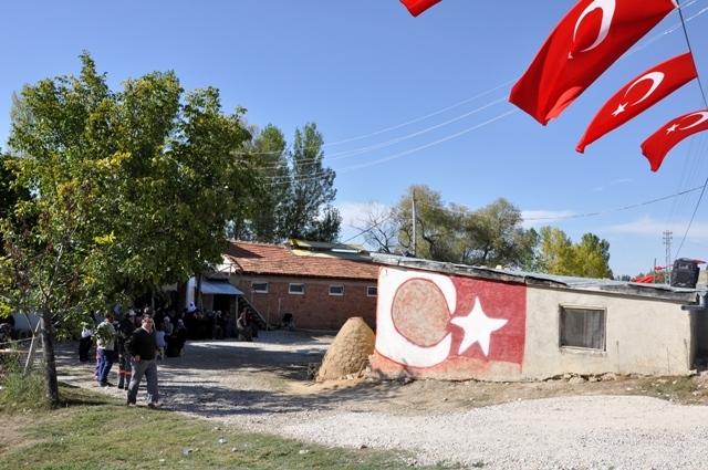 Şehit Jandarma Uzman Çavuş Enes Kaya'ya son görev galerisi resim 13