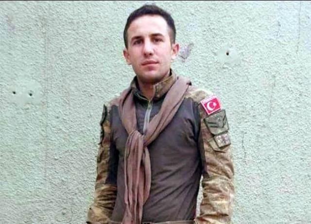 Şehit Jandarma Uzman Çavuş Enes Kaya'ya son görev galerisi resim 28