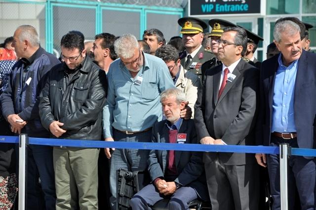 Şehit Jandarma Uzman Çavuş Enes Kaya'ya son görev galerisi resim 4
