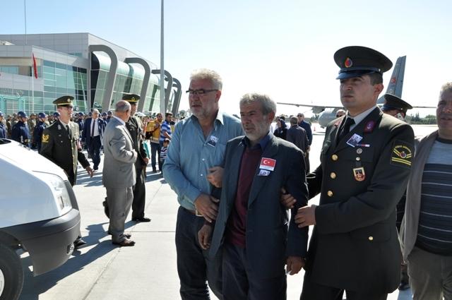 Şehit Jandarma Uzman Çavuş Enes Kaya'ya son görev galerisi resim 7