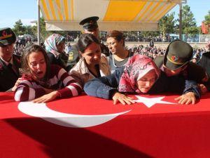 Şehit Jandarma Uzman Çavuş Enes Kaya'ya son görev