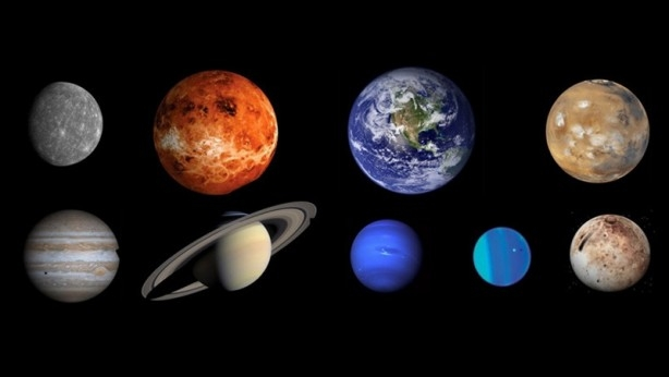 Gezegenlerin renkleri neden birbirinden farklı görünüyor? galerisi resim 1