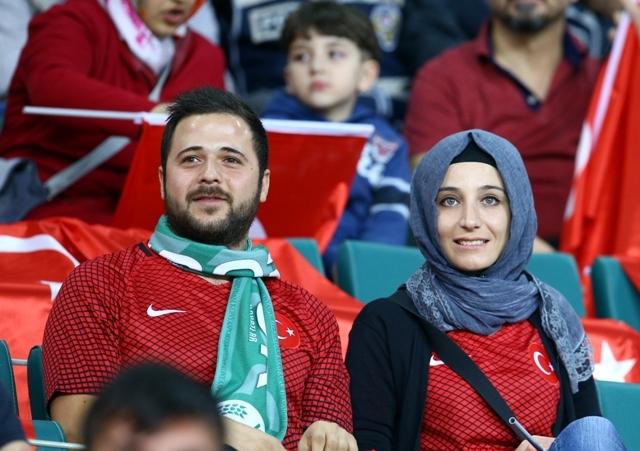 Konya'da milli heyecan galerisi resim 105