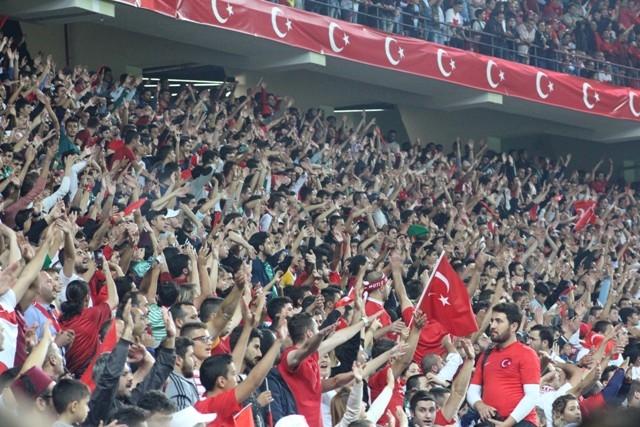 Konya'da milli heyecan galerisi resim 17