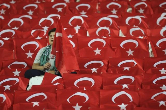 Konya'da milli heyecan galerisi resim 27