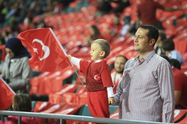 Konya'da milli heyecan galerisi resim 29