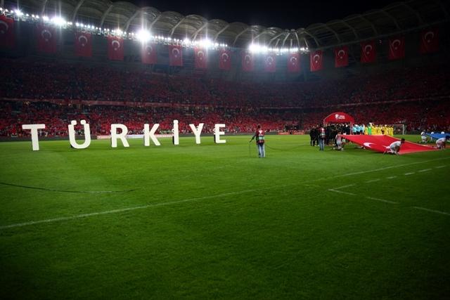 Konya'da milli heyecan galerisi resim 41