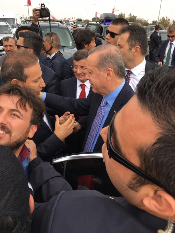 Konya'dan Erdoğan'a sevgi seli galerisi resim 10
