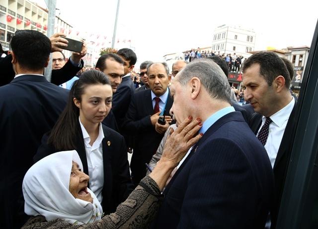 Konya'dan Erdoğan'a sevgi seli galerisi resim 104