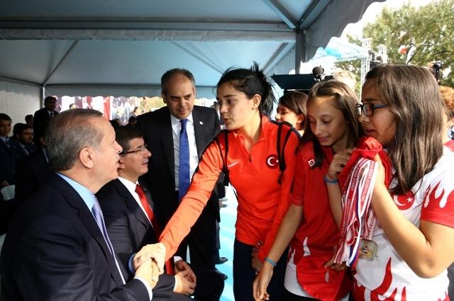 Konya'dan Erdoğan'a sevgi seli galerisi resim 105