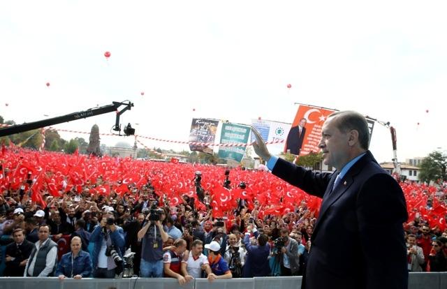 Konya'dan Erdoğan'a sevgi seli galerisi resim 107