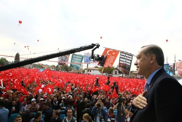 Konya'dan Erdoğan'a sevgi seli galerisi resim 108