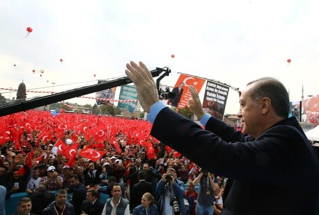 Konya'dan Erdoğan'a sevgi seli galerisi resim 109