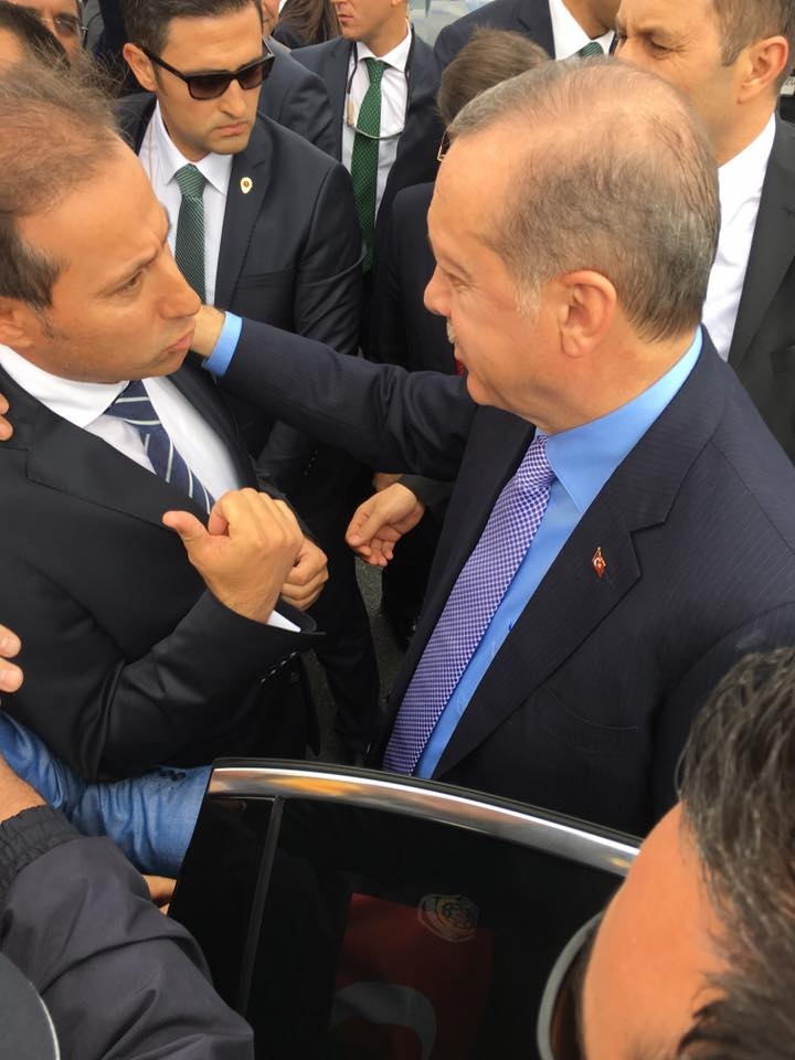 Konya'dan Erdoğan'a sevgi seli galerisi resim 11