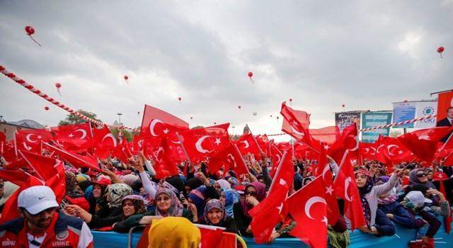 Konya'dan Erdoğan'a sevgi seli galerisi resim 110