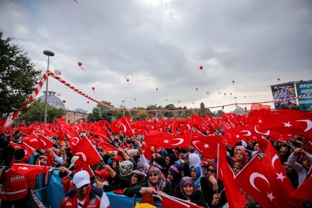 Konya'dan Erdoğan'a sevgi seli galerisi resim 111