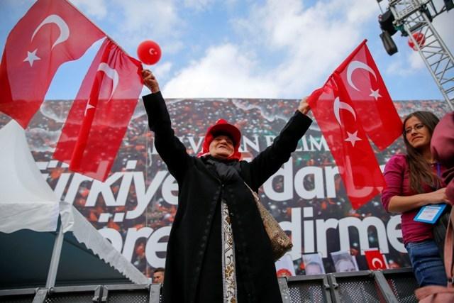 Konya'dan Erdoğan'a sevgi seli galerisi resim 112
