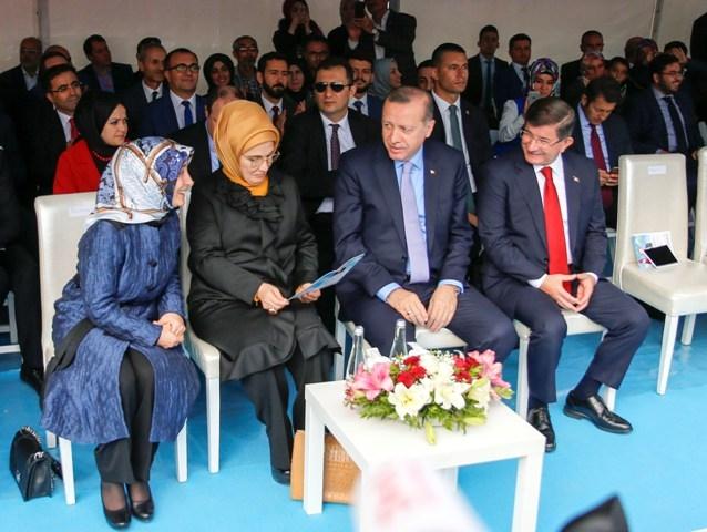 Konya'dan Erdoğan'a sevgi seli galerisi resim 113